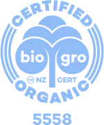 Shieling Laboratories Cosmetics contract manufacturer BioGro Logo