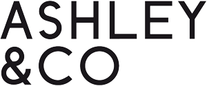 Shieling Laboratories Cosmetics contract manufacturer Ashley & Co logo