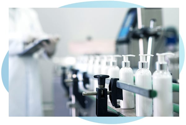 Skincare & Cosmetics Product Manufacturing Filing Lines